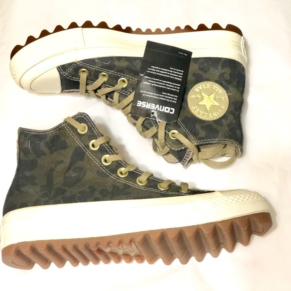 1b15590f831e Converse All Star Lift Ripple Camo High Top
